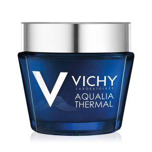 Mặt Nạ Ngủ Cung Cấp Nước Vichy Aqualia Thermal Night Spa 75Ml