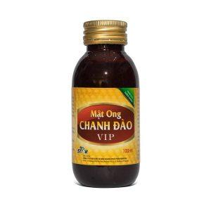 Mật Ong Chanh Đào 100Ml