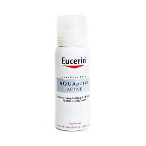 Nước Xịt Khoáng Dưỡng Ẩm Cho Da Nhạy Cảm Eucerin Aquaporin Active Mist Spray 50Ml