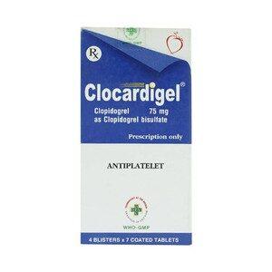 Clocardigel 75Mg