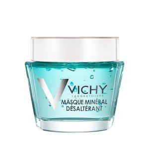 Mặt Nạ Khoáng Giúp Làm Dịu Da Vichy Quenching Mineral Mask 75Ml