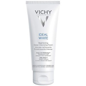 Sữa Rửa Mặt Tạo Bọt Trắng Da Vichy Ideal White Brightening Deep Cleansing Foam 100Ml