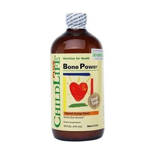 Dung Dịch Uống Bổ Sung Canxi Childlife Plus Bone Power 474Ml