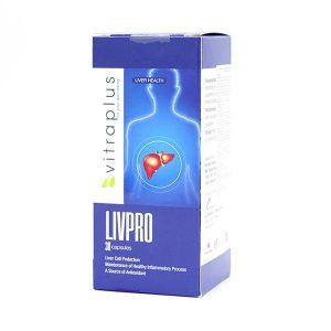Viên Uống Tăng Cường Chức Năng Gan Vitraplus Livpro 30 Viên