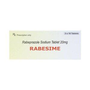 Rabesime 20Mg 3X10