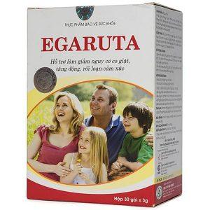 Cốm Hỗ Trợ Điều Trị Bệnh Động Kinh Egaruta 30 Gói