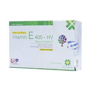 Vitamin E 400 Hv 3X10