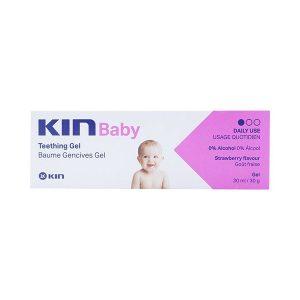 Gel Giảm Sưng Lợi Kin Baby Teething Gel 30Ml/30Mg