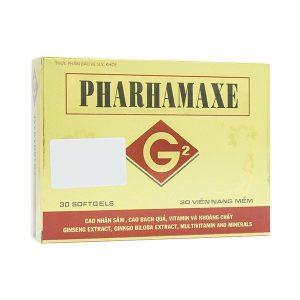 Viên Uống Bổ Não Pharhamaxe G2 30 Viên