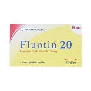 Fluotin 20 2X10 Stada