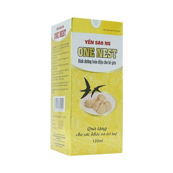 Yến Sào Ns One Nest 120Ml
