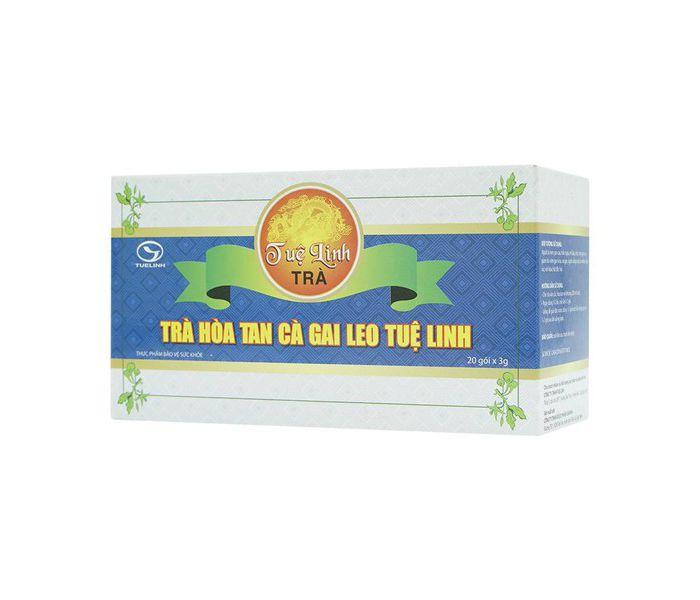 Trà Hòa Tan Cà Gai Leo Tuệ Linh 20 Gói