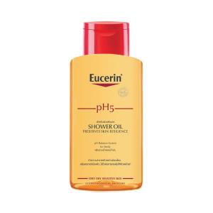 Dầu Tắm Dưỡng Ẩm Eucerin Ph5 Shower Oil 200Ml