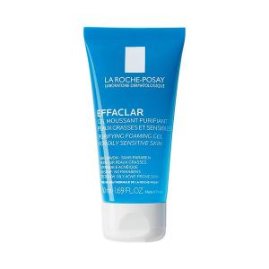 Gel Rửa Mặt Kiểm Soát Dầu La Roche-Posay Effaclar Foaming Gel Oily Sensitive Skin 50Ml