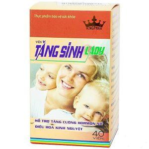 Tăng Sinh Lady Kingphar 40V