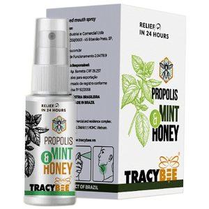 Keo Ong Tracybee Propolis Mint & Honey 30Ml
