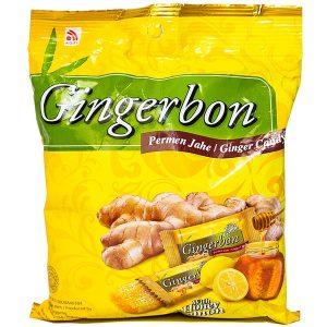 Kẹo Gừng Gingerbon Chanh Mật Ong 125G