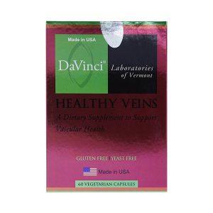 Viên Uống Điều Trị Giãn Tĩnh Mạch  Davinci Healthy Veins 60 Viên