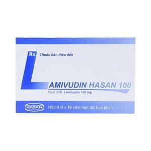 Lamivudin 100Mg 3X10 Hasan