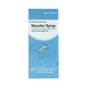 Neocilor Syrup 50Ml Incepta