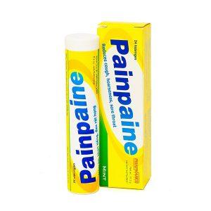 Viên Ngậm Giảm Ho Painpaine Mint Phapharco 24 Viên