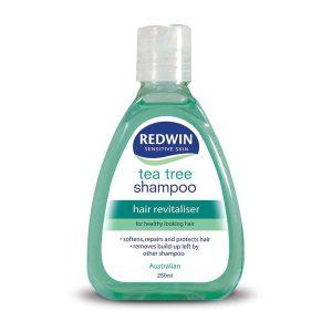 Dầu Gội Trị Nấm Redwin Tea Tree Shampoo 250Ml