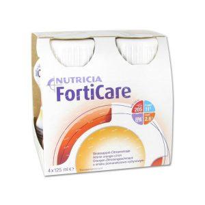 Sữa Nutricia Forticare Orange-Lemon Lốc 4 Chai X 125Ml