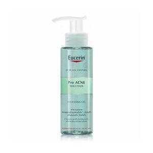 Gel Rửa Mặt Eucerin Pro Acne Solution Cleansing Gel 200Ml