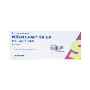 Nifehexal 30 La 3X10 Sandoz