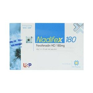 Nadifex 180 Usp 1X10 Hv Pharma