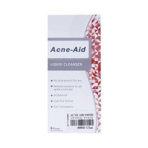 Sữa Rửa Mặt Acne-Aid Liquid Cleanser 100Ml