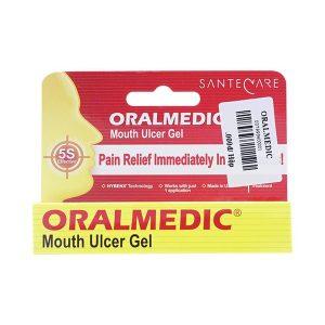 Oralmedic Mouth Ulcer Gel Hộp 1 Vỉ 0.3Ml