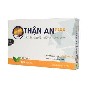 Viên Uống Bổ Thận Thận An Plus Nanofrance 20 Viên