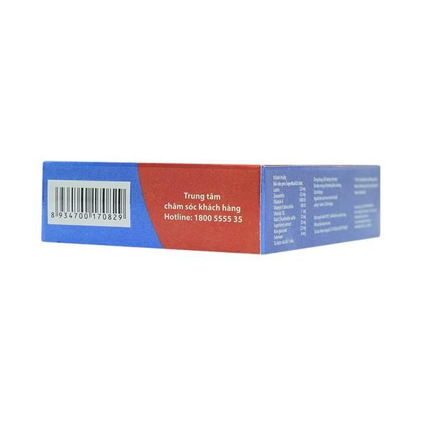 Viên Uống Bổ Mắt Pms-Supermaxgo Imexpharm 30 Viên
