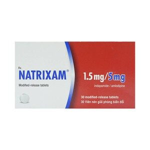 Natrixam 1.5Mg/5Mg Les 30V