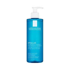 Gel Rửa Mặt Kiểm Soát Dầu La Roche-Posay Effaclar Foaming Gel Oily Sensitive Skin 400Ml