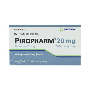 Piropharm 20Mg Imexpharm 10X10