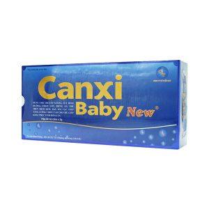 Canxi Baby New Gp 30 Túi X 3G