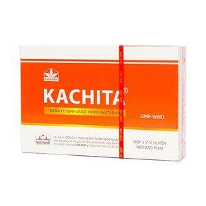 Kachita Nhất Nhất 2X10