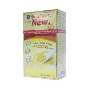 Mama Sữa Non Colostrum New A0 Gold Gp 20 Gói