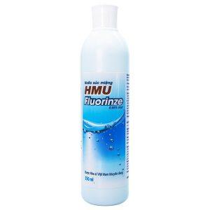 Nước Súc Miệng Hmu Fluorinze 350Ml