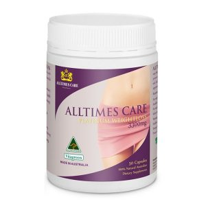 Viên Uống Giảm Cân Alltimes Care Platinum Weightloss 3300Mg 50 Viên