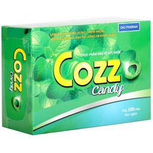 Kẹo Ngậm Giảm Ho Cozz Candy Dhg Pharma 100 Viên