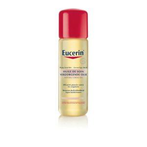 Dầu Dưỡng Da Eucerin Peau Sensible Huile De Soin Natural Caring Oil 125Ml