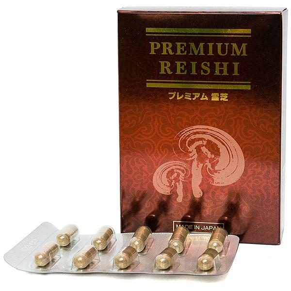 Thực Phẩm Chức Năng Jpanwell Premium Reishi 30 Viên