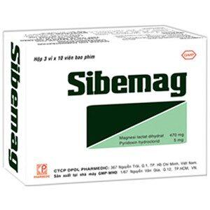 Sibemag Pharmedic 3X10
