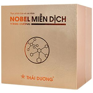 Kem Nobel Tự Miễn Thái Dương 30G