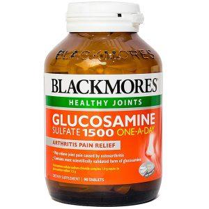 Viên Uống Bổ Khớp Blackmores Glucosamine Sulfate 1500 One-A-Day 90 Viên