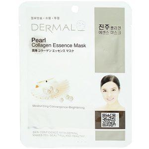 Mặt Nạ Dermal Tinh Chất Collagen Ngọc Trai 23G