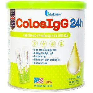Sữa Non Vitadiary Colosigg 24H 60 Gói X 1.5G